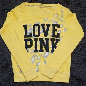 PINK VS Chettah Sweater